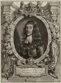 Charles Lewis (Louis), Elector Palatine, by Pieter de Jode I, after  Anselmus Hebbelynck - NPG D26468