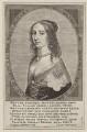 Elizabeth, Princess of the Palatinate, by Crispyn van den Queborne - NPG D26470