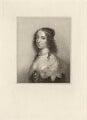 Elizabeth, Princess of the Palatinate, after Crispyn van den Queborne - NPG D26471