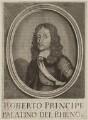 Prince Rupert, Count Palatine, after Unknown artist - NPG D26474