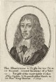 Prince Rupert, Count Palatine, by Wenceslaus Hollar - NPG D26477