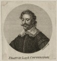 Francis Cottington, 1st Baron Cottington, by William Sherlock - NPG D26488