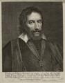 Thomas Howard, 14th Earl of Arundel, by Lucas Vorsterman, after  Sir Anthony van Dyck - NPG D26492