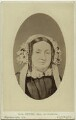 Mary Orton, by London Stereoscopic & Photographic Company, after  Unknown artist - NPG Ax28424