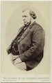 'The Claimant of the Tichborne Baronetcy' (Arthur Orton), by London Stereoscopic & Photographic Company - NPG Ax28422