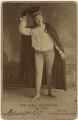 Agnes Huntington as Paul Jones in 'Paul Jones', by Ladislas Nievsky (Niewsky), for  London Stereoscopic & Photographic Company - NPG x18674