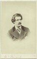 George Vincent, by London Stereoscopic & Photographic Company - NPG x27137