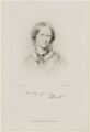Charlotte Brontë, by Walker & Boutall, after  George Richmond - NPG D32171