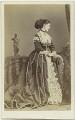 Lady Susan Charlotte Catherine Vane-Tempest (née Pelham-Clinton), by Disdéri - NPG x29297