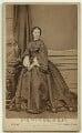 Queen Alexandra, by John Jabez Edwin Mayall - NPG x12841