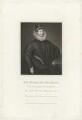 Fulke Greville, 1st Baron Brooke of Beauchamps Court, by Robert Cooper, after  William Hilton, after  Unknown artist - NPG D32176