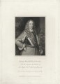 Robert Greville, 2nd Baron Brooke of Beauchamps Court, by William Thomas Fry, after  William Hilton, after  Unknown artist - NPG D32179
