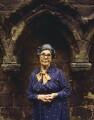 Edith Mary Pargeter ('Ellis Peters'), by Tim Mercer - NPG x131201
