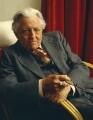 Sir Angus Frank Johnstone Wilson, by Tim Mercer - NPG x131207