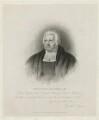 Joshua Brookes, by Edward Scriven, after  James Anthony Minasi - NPG D32184