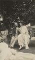 Lytton Strachey; Virginia Woolf, by Lady Ottoline Morrell - NPG Ax13013