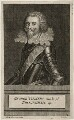 George Villiers, 1st Duke of Buckingham, after Cornelius Johnson - NPG D26515