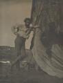 Augustus John, possibly by (Charles) John Hope-Johnstone - NPG Ax13021