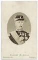 Marie Edme Patrice Maurice de Mac-Mahon, Duke of Magenta, by London Stereoscopic & Photographic Company - NPG x74306