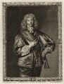 Philip Herbert, 5th Earl of Pembroke, by Pierre Lombart, after  Sir Anthony van Dyck - NPG D26556