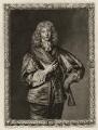 Philip Herbert, 5th Earl of Pembroke, by Pierre Lombart, after  Sir Anthony van Dyck - NPG D26556