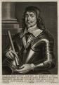 James Hamilton, 1st Duke of Hamilton, by Peter van Lisebetten (Lysebetten, Liesebetten), after  Sir Anthony van Dyck, published by  Johannes Meyssens - NPG D26573