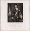 James Hamilton, 1st Duke of Hamilton, by John Samuel Agar, after  Sir Anthony van Dyck - NPG D26575