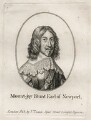 Mountjoy Blount, 1st Earl of Newport, after Wenceslaus Hollar, published by  John Thane - NPG D26587