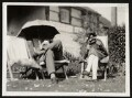 Lytton Strachey; Dora Carrington, by Unknown photographer - NPG Ax24020