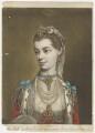 Sophia Charlotte of Mecklenburg-Strelitz, by Thomas Frye - NPG D9089