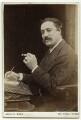 Edmund Hodgson Yates, by Adolphe Paul Auguste Beau - NPG x31034