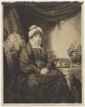 Sophia Charlotte of Mecklenburg-Strelitz, by Samuel William Reynolds, after  Henry Edridge - NPG D9090