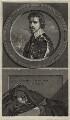Thomas Wentworth, 1st Earl of Strafford, by Charles Louis Simonneau (Simoneau), after  Sir Anthony van Dyck - NPG D26607