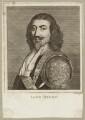 John Byron, 1st Baron Byron, by P. or S. Paul (Samuel de Wilde?) - NPG D26620