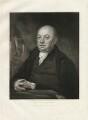 Rowland Broomhead, by Edward Scriven, after  Joseph Allen - NPG D32195