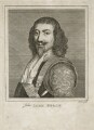 John Byron, 1st Baron Byron, by P. or S. Paul (Samuel de Wilde?) - NPG D26623
