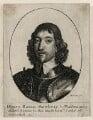 Henry Frederick Howard, 15th Earl of Arundel, 5th Earl of Surrey and 2nd Earl of Norfolk, by Wenceslaus Hollar - NPG D26635