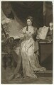 Mary (née Hill), Lady Broughton-Delves, by Thomas Watson, after  Sir Joshua Reynolds - NPG D32212