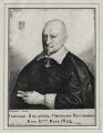 Thomas Bellasis, Viscount Fauconberg, possibly by Joseph Halfpenny, after  Edward Mascall - NPG D26639