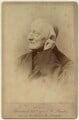 John Newman, by Herbert Rose Barraud - NPG x21516