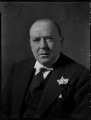 Leonard Frank Plugge, by Bassano Ltd - NPG x151933