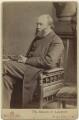 Robert Gascoyne-Cecil, 3rd Marquess of Salisbury, by Alexander Bassano - NPG x27751