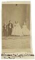 'The Fairy Wedding Group', by Mathew B. Brady - NPG x26902