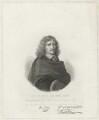 Sir Richard Browne, Bt, by Philipp Audinet, after  Robert Nanteuil - NPG D32227