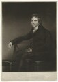 Thomas Brown, by Henry Cousins, after  George Watson - NPG D32230