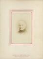 Sir Edward Sabine, by George Charles Wallich, published by  John Van Voorst - NPG Ax14780