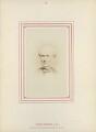 Sir Joseph Prestwich, by George Charles Wallich, published by  John Van Voorst - NPG Ax14792