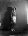 Nina Borein Brown, by Bassano Ltd - NPG x151963