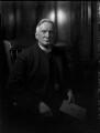 Leonard Hedley Burrows, by Bassano Ltd - NPG x151973