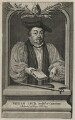 William Laud, by B. Cole - NPG D26702